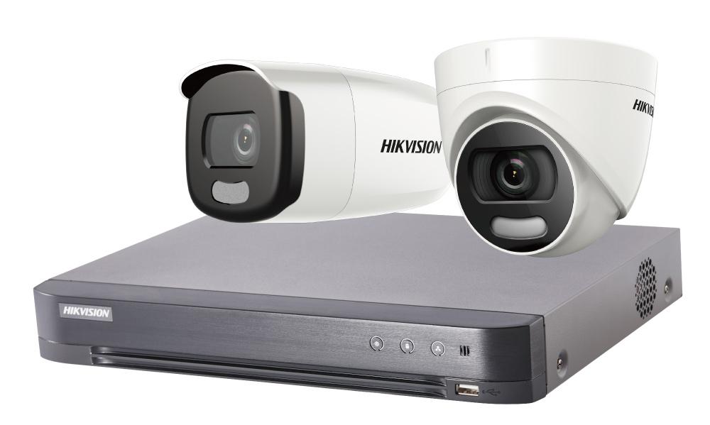 1 هایک ویژن از راهکارهای امنیتی جدید Turbo HD 5.0 رونمایی کرد.