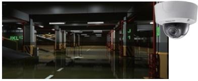 parking-surveillance2 راهکارهای هایکویژن برای هتلها