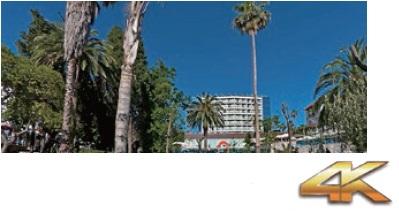 perimeter-protection راهکارهای هایکویژن برای هتلها