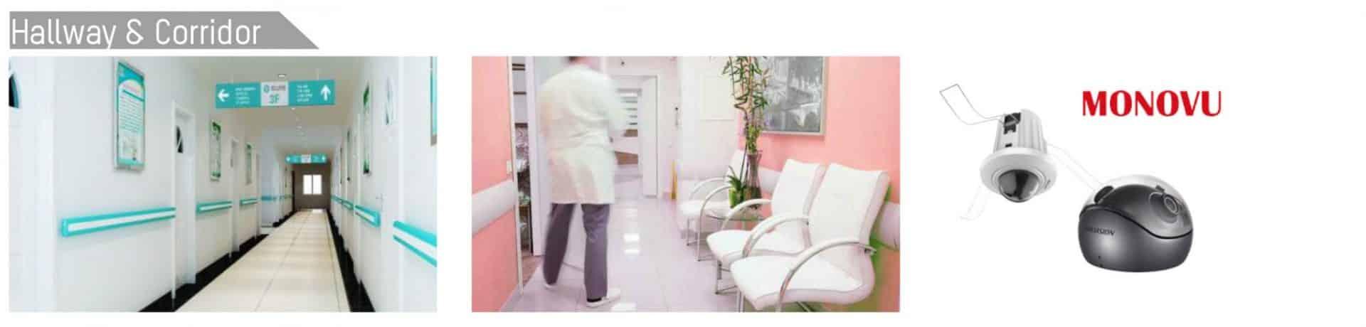 11 راهکار هوشمند هایکویژن برای بیمارستانها و مراکز درمانی