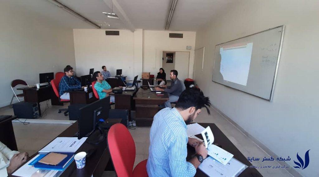 برگزاری دوره آموزشی هایک ویژن مهر 98