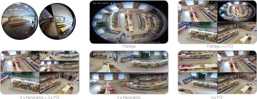 راهکارهای امنیتی هایک ویژن در مدارس