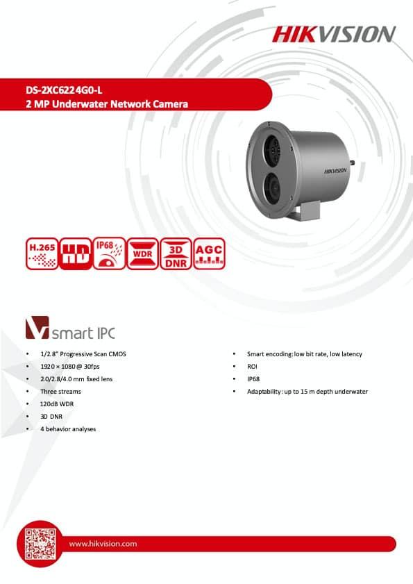 هایک ویژن مدل DS-2XC6224G0-L