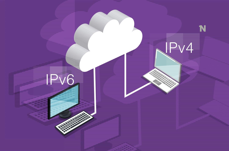 تفاوت IPv4 با IPv6